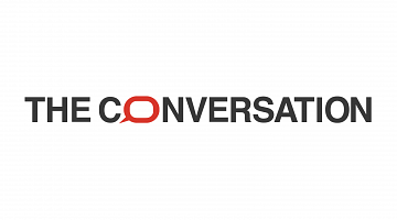 The Conversation logo