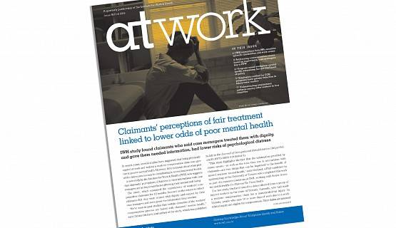 Cover image of At Work 98