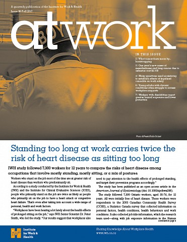At Work 90 cover