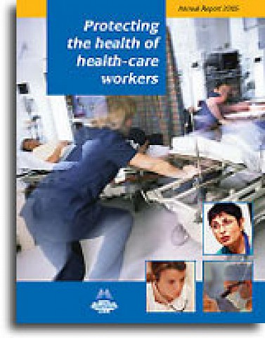 Annual report 2005 cover